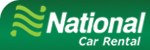 National Car Rental en el Aeropuerto de Vancouver