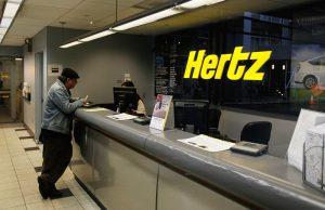 Hertz en el Aeropuerto Internacional de Oaxaca
