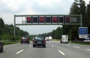 Alquilar un auto en Alemania