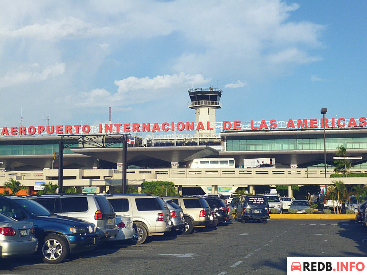 Avis Rent Car Las Americas Airport Dominican Republic