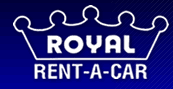 Royal Rent a Car en el Aeropuerto Internacional de Florida/Miami
