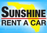 Sunshine rent a car