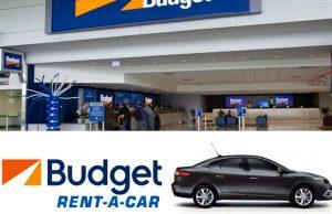 Budget en el Aeropuerto El Dorado – Bogotá
