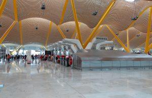 Alquiler de coches en el Aeropuerto de Madrid